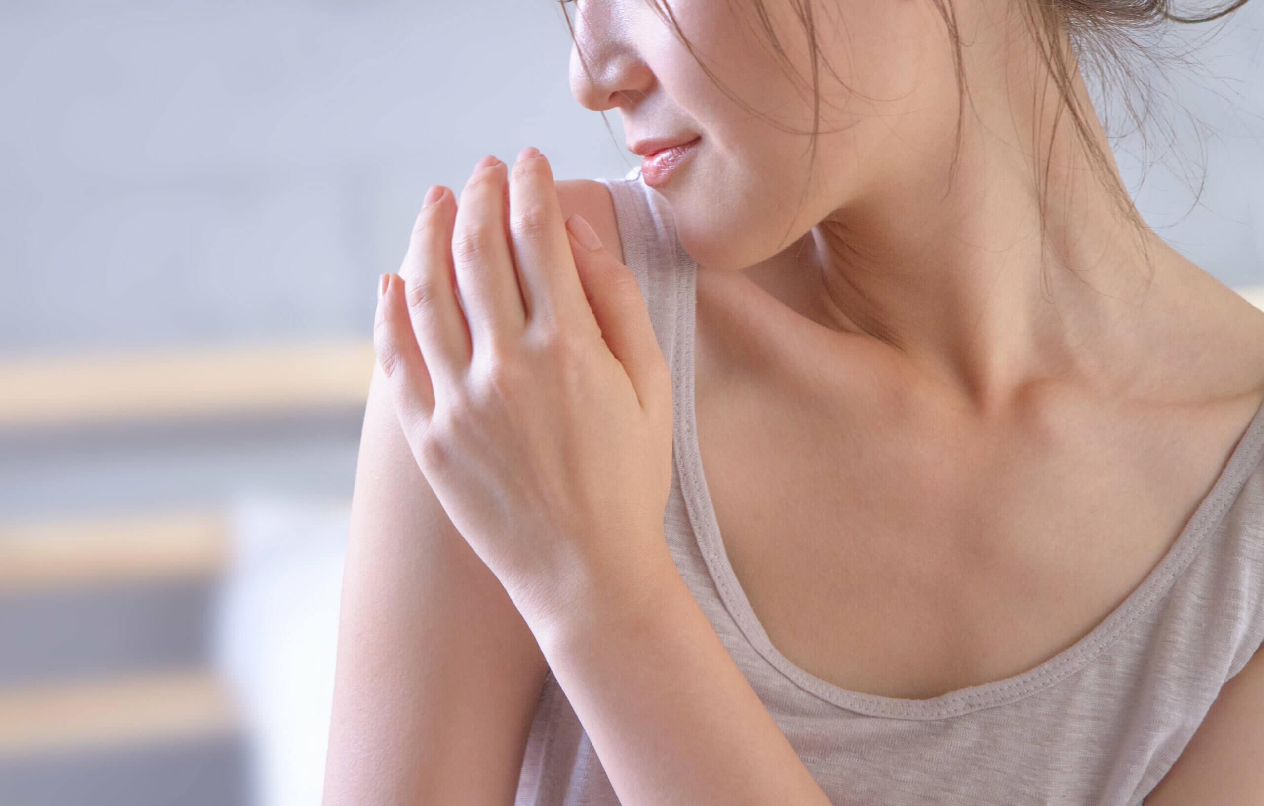 La pitiriasi alba è più comune nei giovani e bambini.