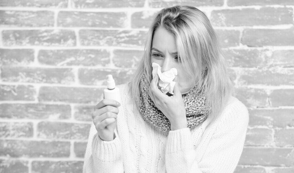 La relación entre el asma y las alergias