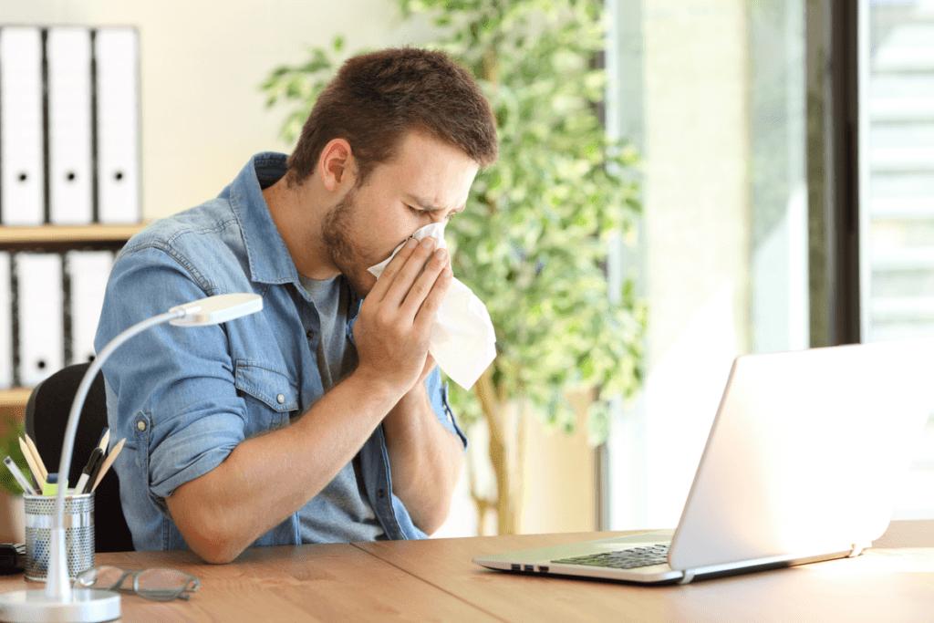 Allergie à l'humidité: tout ce qu'il faut savoir