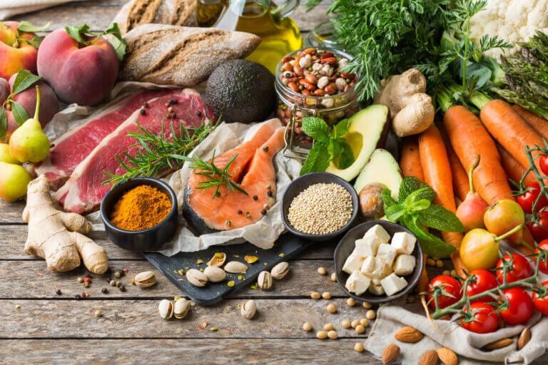 Los 12 tipos de nutrientes y sus funciones