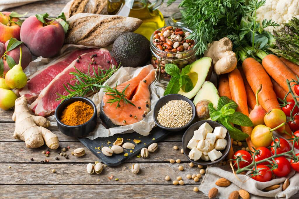 Os 12 tipos de nutrientes e suas funções