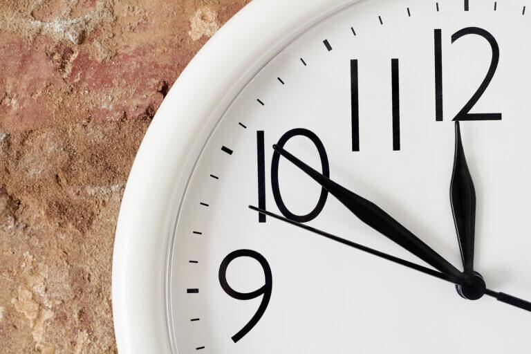 ¿Cómo te puede afectar el desorden en los horarios de las comidas?